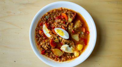 VVM Recipe: Veggie Lentils