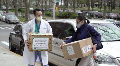 Providing Critical Care in the Bronx