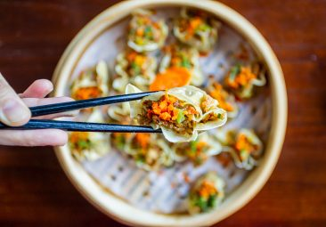 VVM Recipes: Vegan Shumai