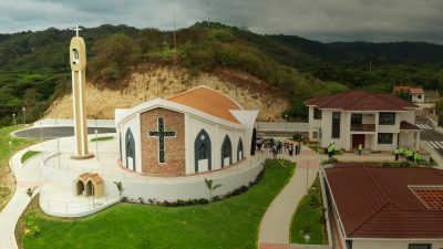 Mission Accomplished: Canoa Gets Ready to Re-Open its Beloved Church