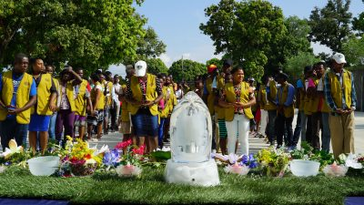 A Celebration of Gratitude in Port-au-Prince
