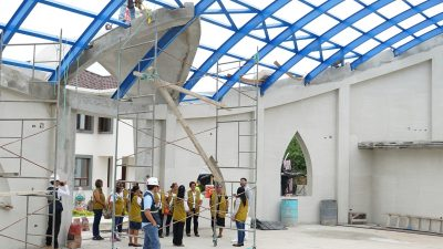 A Look Inside La Parroquia San Andrés