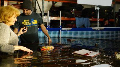 Recreating the Flood