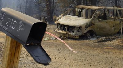 Giving Help and Hope Through the Ongoing Dixie Fire