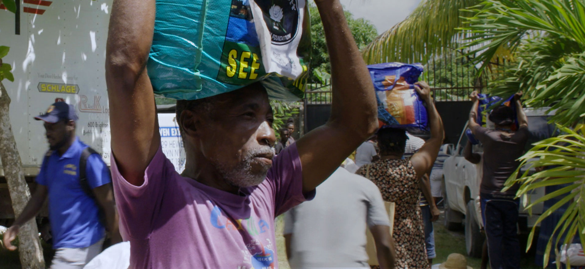 Relieving Hunger and Bringing Joy in Les Cayes, Haiti