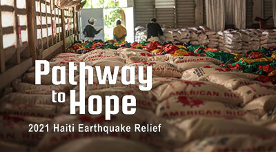 Pathway to Hope: 2021 Earthquake Relief