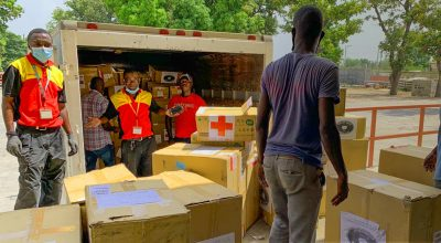 Tzu Chi's Haiti Earthquake Response Team Arrives in Haiti