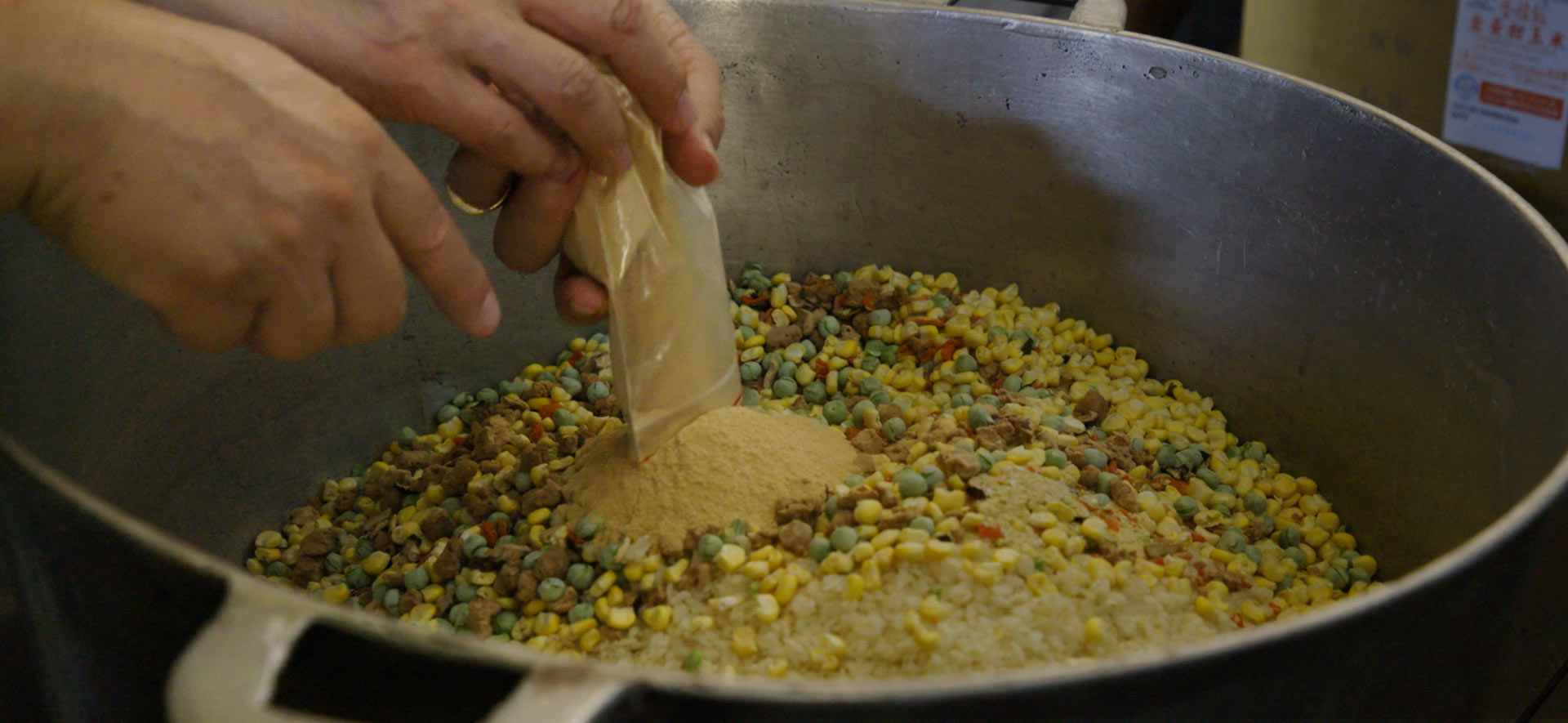 In Les Cayes, Jing Si Rice Gets a Haitian Twist